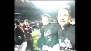 New York Mets Win The 2000 NLCS (Full Celebration)