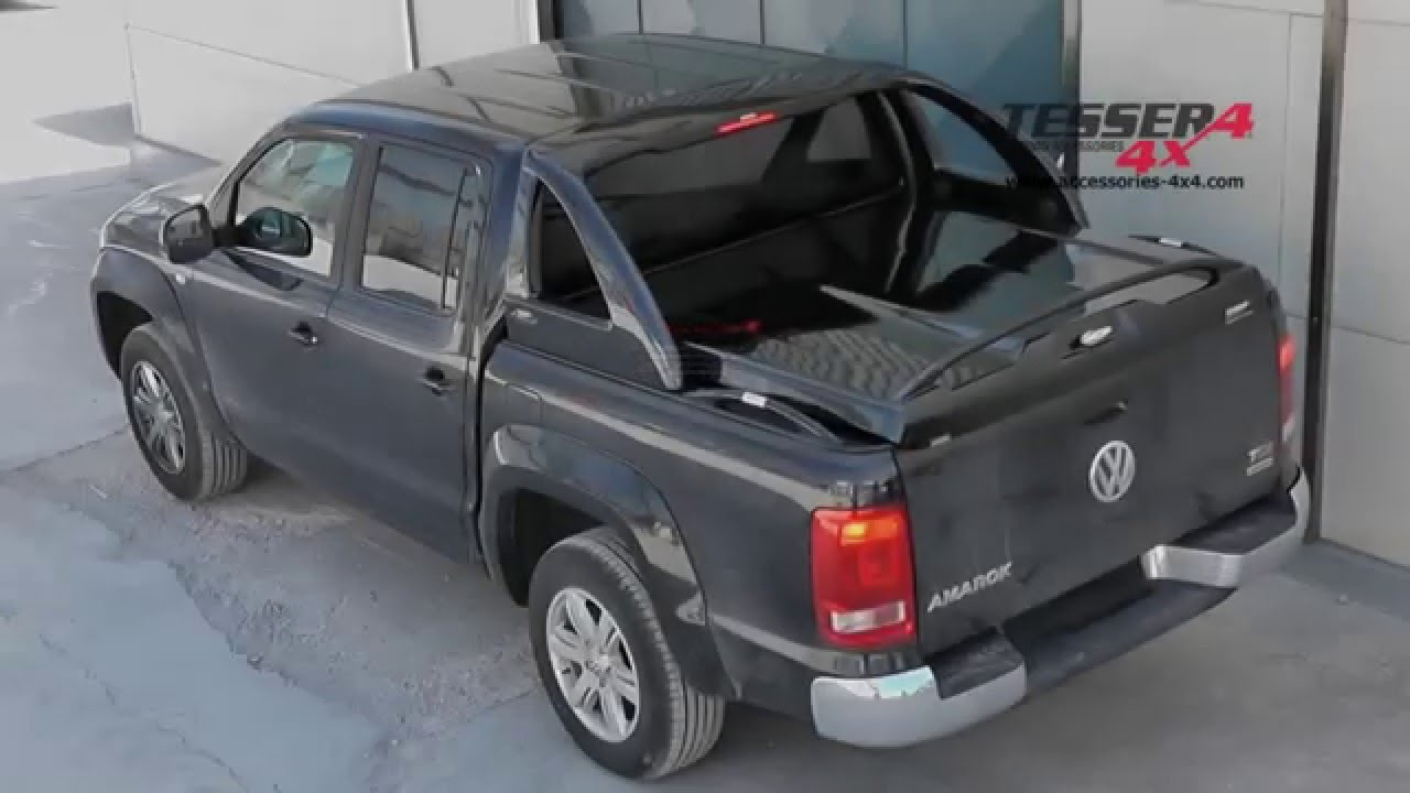At www accessories-4x4 com: New VW Amarok off road 4x4 accessories  volkswagen cover lid