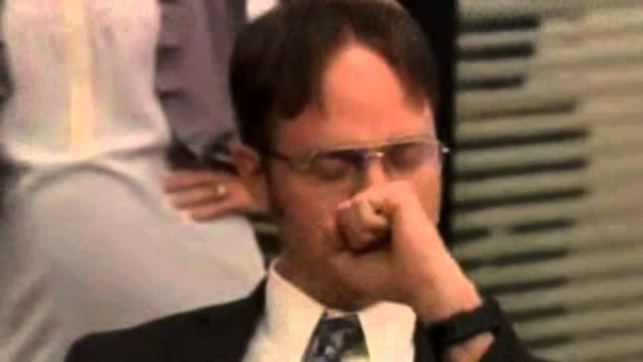 Dwight Schrute Face