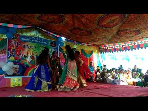 V6_Bathukamma_Song_2015___V6_Exclusive_Songs in GLOBAL MODEL (E/M) SCHOOL JAINOOR ON children's day