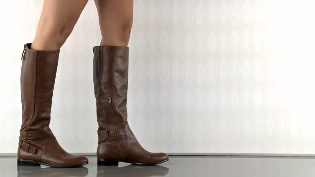 Valetta in Cognac Leather Enzo Angiolini - YouTube 2de9ce9f0