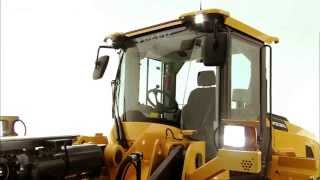 Volvo L60gz, L90gz, L120gz Wheel Loaders - Cab