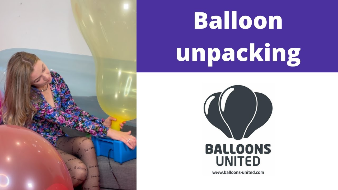 Download Balloon Unpacking Balloons United