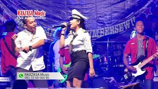 DELLA MONICA - POLISI (RAXZASA MUSIC LIVE SUMBERSEWU)