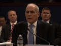 Kelly unsure if dangerous foreigners admitted