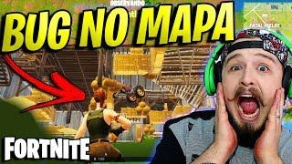DON'T DO THIS! FORTNITE-BUG ON MAP GIVES BAN ON ACCOUNT AND IP!