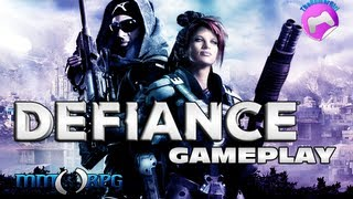 Defiance Gameplay (ps3)