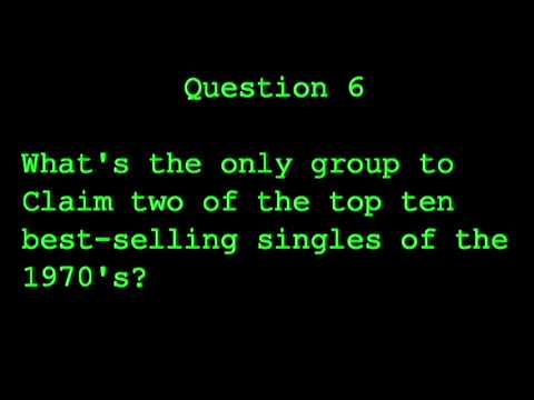 Karaoke Music Quiz Q6
