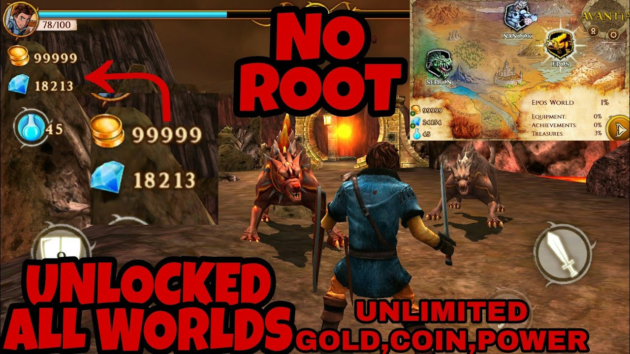 😱 how to hack beast quest no root easyly for android