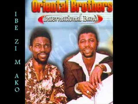 Dr Sir Warrior & His Oriental Brothers - IBE ZI M AKO (pt 1) - YouTube