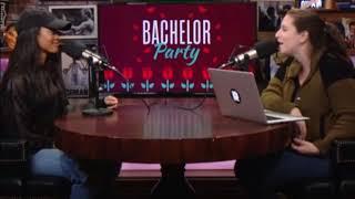 Bachelor Party #5 - Former 'Bachelorette' Rachel Lindsay on Arie's Season, Kevin Durant