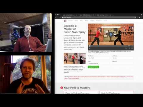 DTV HEMA Livestream - Paul Wagner, Website Tour, Solo Practice
