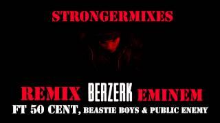 Eminem - Berzerk ft. 50 Cent, Beastie boys & Public Enemy