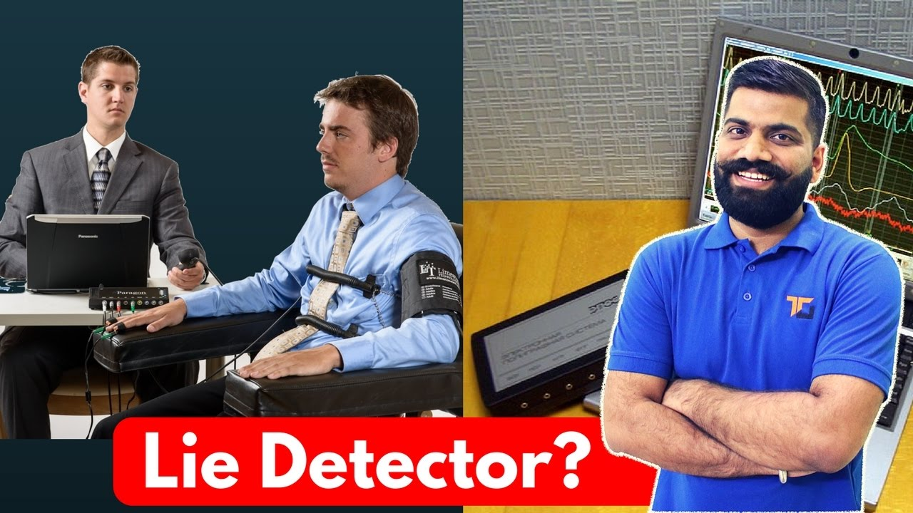 How Lie Detector Machine Works? Polygraph Explained ...