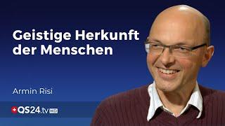 Versunkene Kulturen & die geistige Herkunft des Menschen | Armin Risi | QS24 23.05.2020