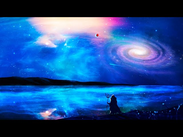 Manifestation Law Of Attraction - BELIEVE YOU CAN THEN YOU CAN ! Manifest Anything Meditation Music