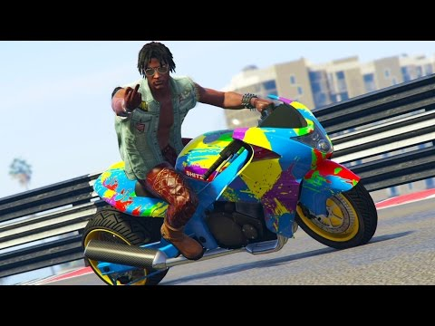 GTA 5 Online - STARTING A MOTORCYCLE CLUB | BIKERS DLC! (GTA V Online)