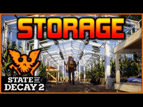 """STORAGE"" Supply Locker, Vehicle & Inventory 