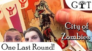 One Last Round - City of Zombies Griim Tree Games