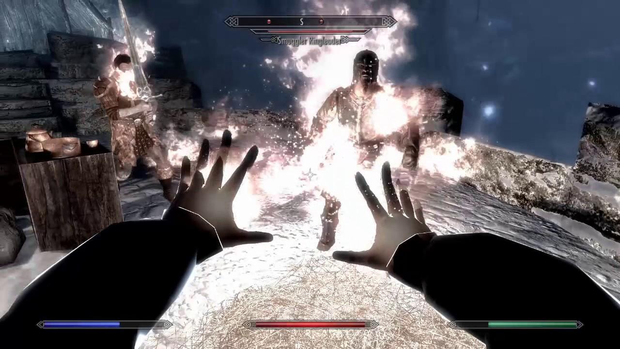 Beyond Skyrim Bruma 1: TO CYRODIIL!
