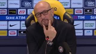 """Zenga: """"bagnoli, Sono Stato Un Defi**ente"""" - Giornata 21 - Serie A Tim 2017/18"""