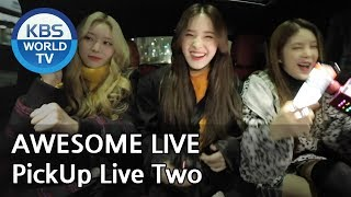 AWESOME LIVE EP.1 - MOMOLAND PickUp Live Two