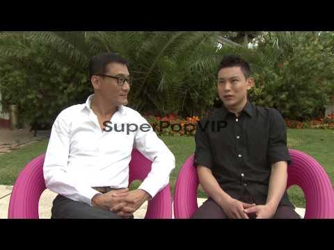 INTERIVEW:  Tony Leung Ka Fai and Yuan Xiaochao on the mo...
