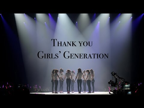 Thank you SNSD ♥ GG appreciation video ☆Leiona☆