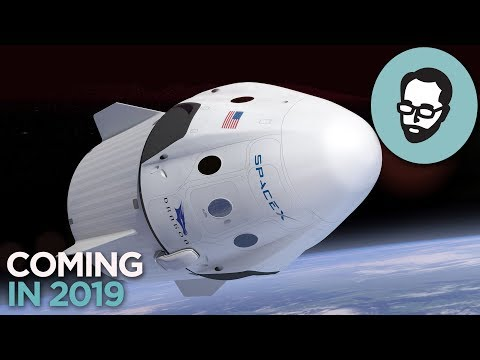 The SpaceX Crew Dragon - Elon's First Step to Mars | Answers With Joe