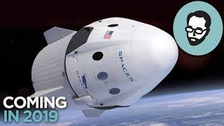 The SpaceX Crew Dragon - Elon