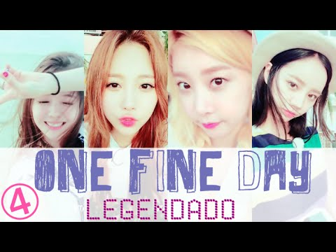 [PT-BR] Girl's Day - One Fine Day (Ep. 4)