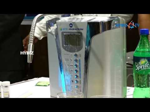 Hydrogen Rich Alkaline Water Ionizer Machine