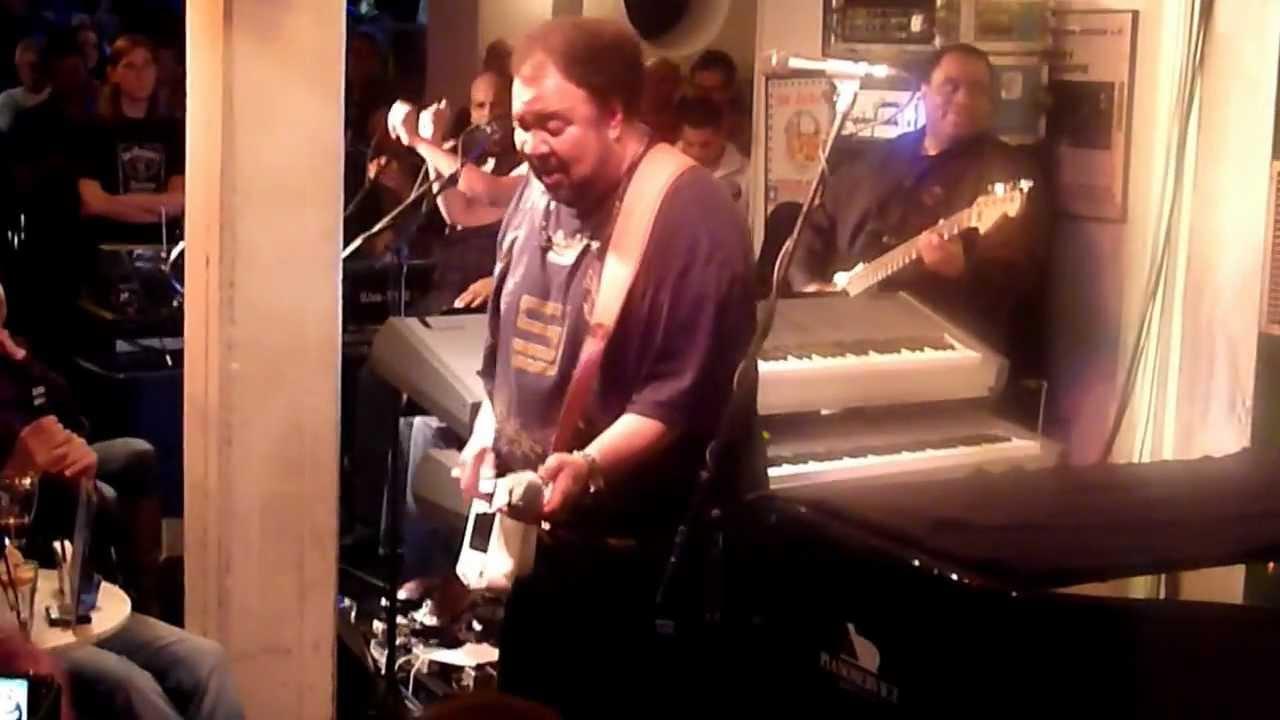 George Duke Band Live In Germany Part 1 Youtube