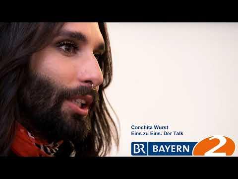 Bayern 2, Eins zu Eins. Der Talk - Conchita Wurst