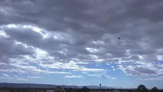 Cloudscape April 22, 2019 Southern California high desert