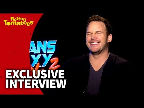 Chris Pratt's Guardians of the Galaxy Rap Challenge (2017)   Rotten Tomatoes