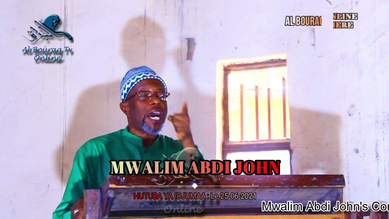 Download #AlbouraqTvOnline #MawaidhaBurundi  TAHADHARI NDANI YA UHAI WAKO WOTE // MWALIM ABDI JOHN