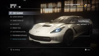Need for Speed Corvette Showcase+Audi Unlocked!