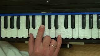 Обучение на фисгармонии. 108 мелодий екатеринбургских харинам. Часть 5-4, Летнее попури 03.10.20107