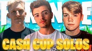 🔴 TORNEO SOLOS Cash Cup (EU, BR, NA) - !prime !cofre !miembro - StarK