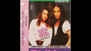 Gambar cover [FULL ALBUM] Inka Christie & Amy Search - The Best Of [1994]