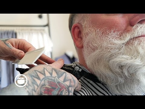 The Best Trim to Tame a Wavy Beard | CxBB VIP