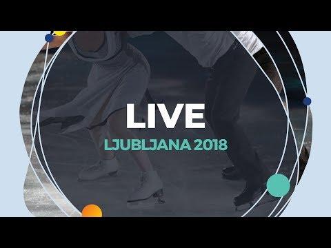 LIVE 🔴 | Ladies Free Skating | Ljubljana 2018