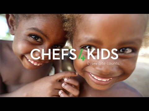 wine article CHEFS 4 KIDS Every Bite Counts
