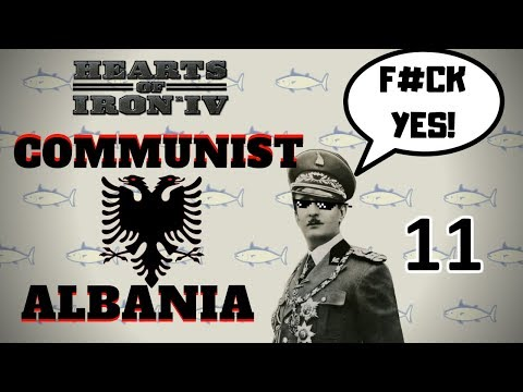 HoI4 - Modern day mod - Commie Albania - Part 11 - theDa9L