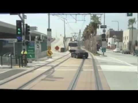 Los Angeles Metro Expo Line - Phase I Tour, Part 1