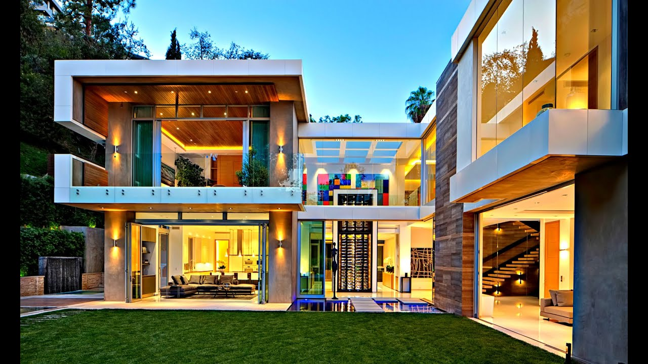Luxury Modern Houses Plans and Designs