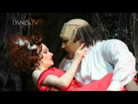 Frankenstein Junior Musical - interviste by DANZA TV