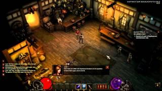 Let's Play Diablo 3  [HD] [German] [Deutsch] #1 Lasset die Spiele beginnen