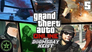 Let's Play - GTA V - The Bogdan Problem: Setup - Doomsday Heist (#5)